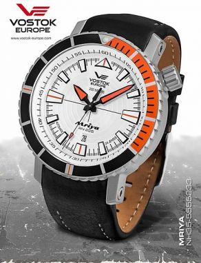Vostok Europe Mriya Automatic NH35A/5555233