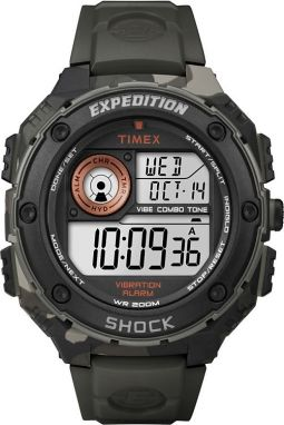 Timex Expendition Digital Vibe Shock T49981