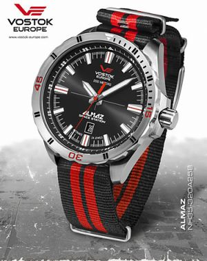 Vostok Europe Almaz Automatic NH35A/320A258 T