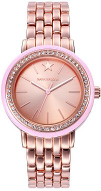 Hodinky MARK MADDOX - Pink Gold MM7007-97-27