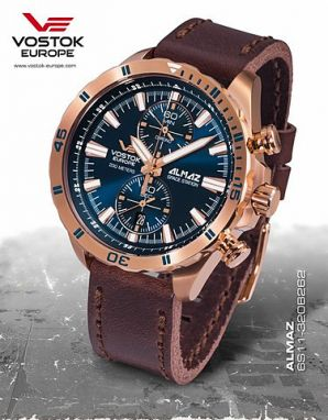 Vostok Europe Almaz Chrono 6S11/320B262