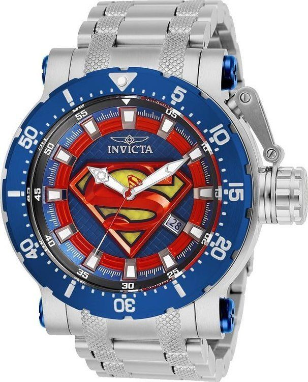 Invicta DC Comics Superman Men 26823 značky Invicta - Lovely.sk 074fca27250