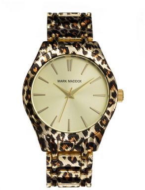 Hodinky MARK MADDOX Animal Print MM0010-27
