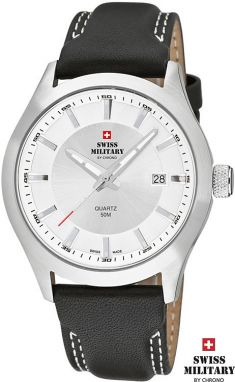SWISS MILITARY SCORE 20086ST-2LBK SM34024.06