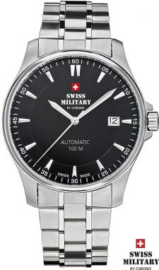 SWISS Military Automatic SMA34025.01