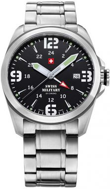 Swiss Military Dual Time 29000ST-1M