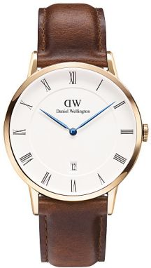 Daniel Wellington DAPPER St Mawes Gold 1100DW