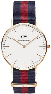 Daniel Wellington Classic Oxford Gold 0501DW