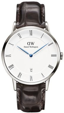 Daniel Wellington DAPPER York Silver 1122DW