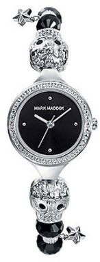 Hodinky MARK MADDOX model Trendy Silver MF0011-57