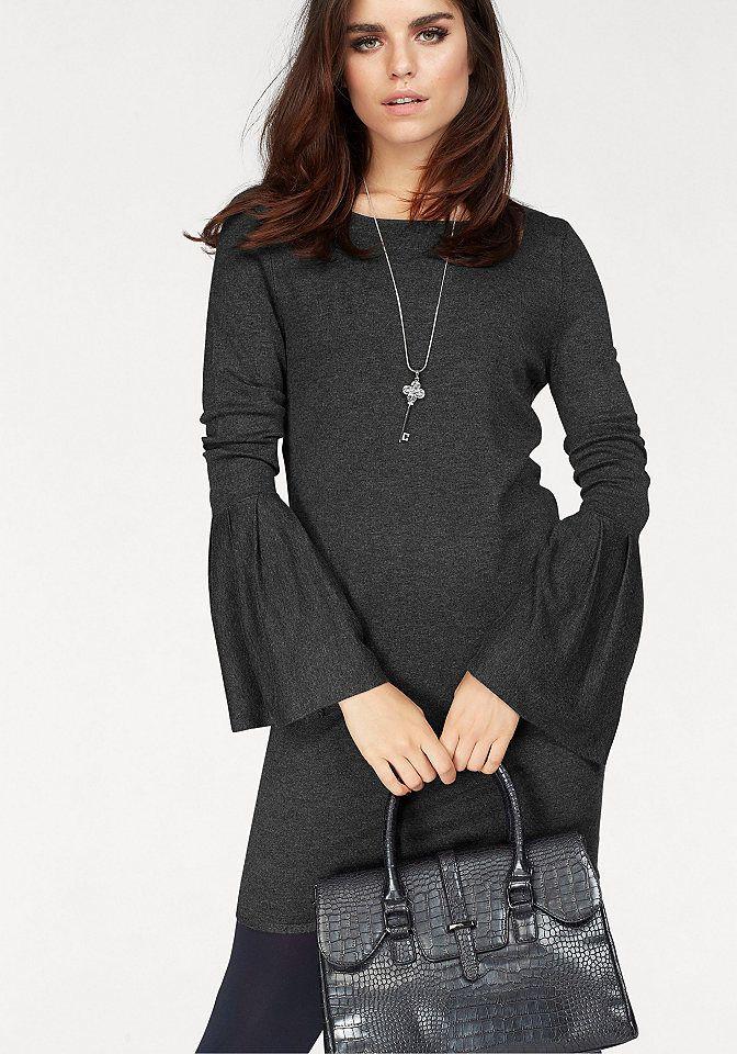 2c2cffafe9a6 Vero Moda Pletené šaty »BIGGS« Vero Moda sivá melírovaná - N-veľkost M (38)  značky Vero Moda - Lovely.sk