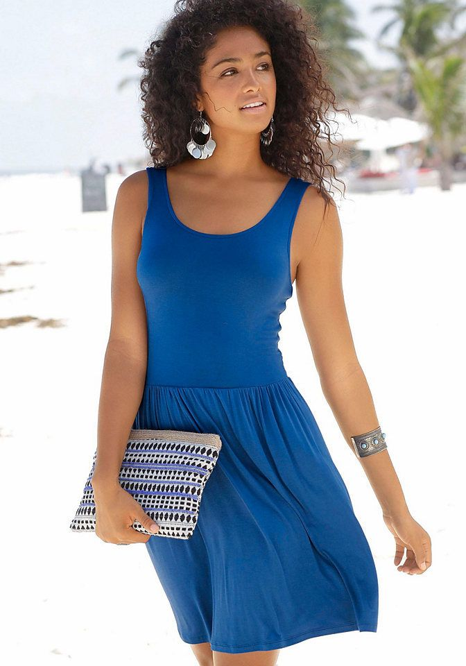 87b909ff5a42 Beachtime Beachtime Letné šaty kráľovská modrá 44 značky BEACHTIME -  Lovely.sk
