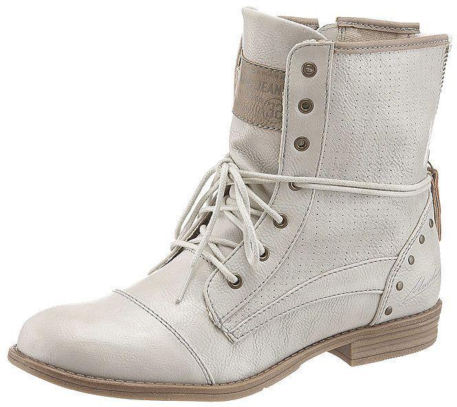 8645b7760b993 Krátke čižmy, Mustang Mustang Shoes značky MUSTANG SHOES - Lovely.sk