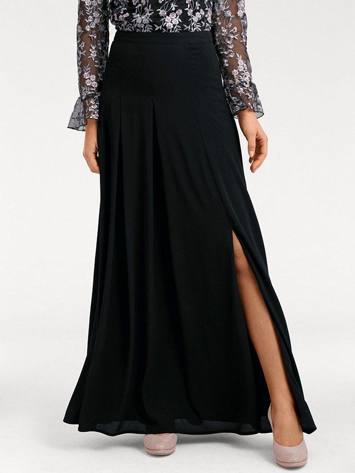22d5c6c45395 ASHLEY BROOKE by heine Dlhá sukňa Heine timeless čierna - N-veľkost 46  značky Heine timeless - Lovely.sk