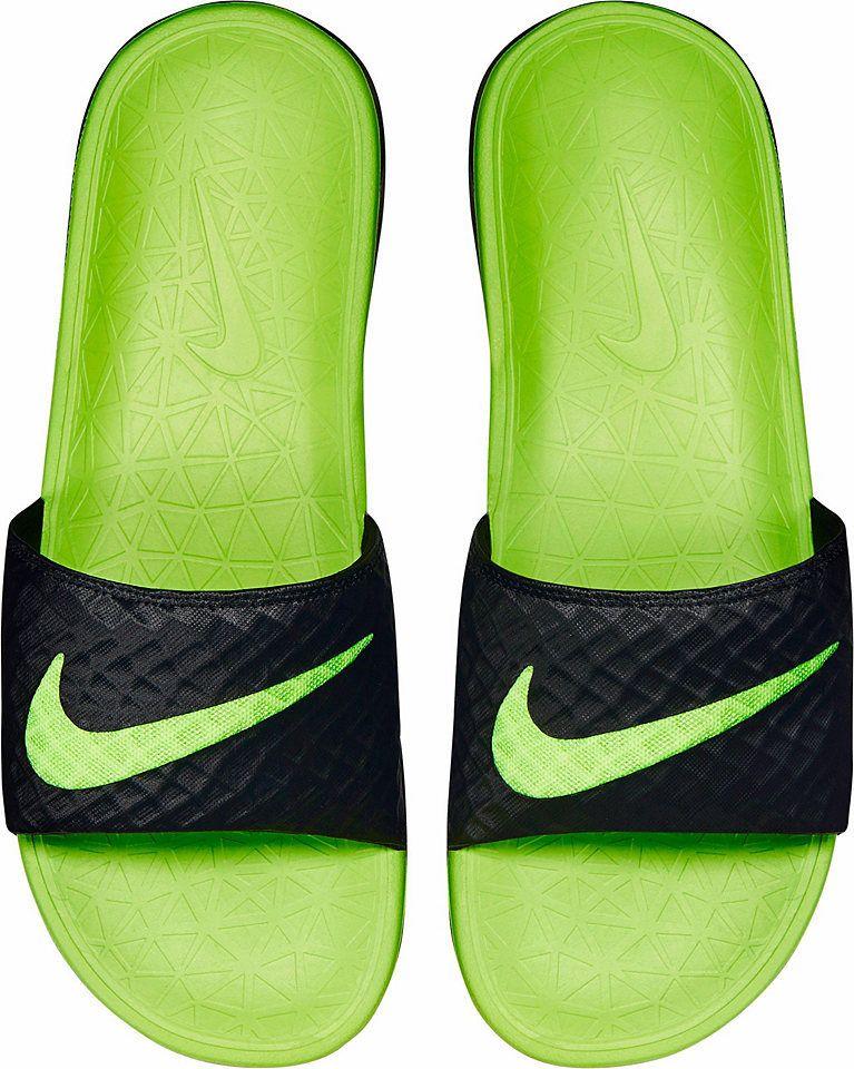 3b452bee96c24 Nike Sportswear Šľapky »Benassi Solarsoft« Nike Sportswear značky ...