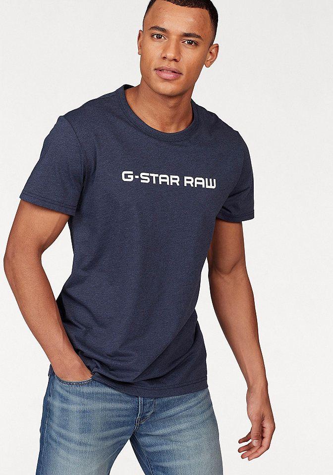 b1dd4cb9ae2 G-Star RAW Tričko s okrúhlym výstrihom »LOAQ« G-star raw značky G ...