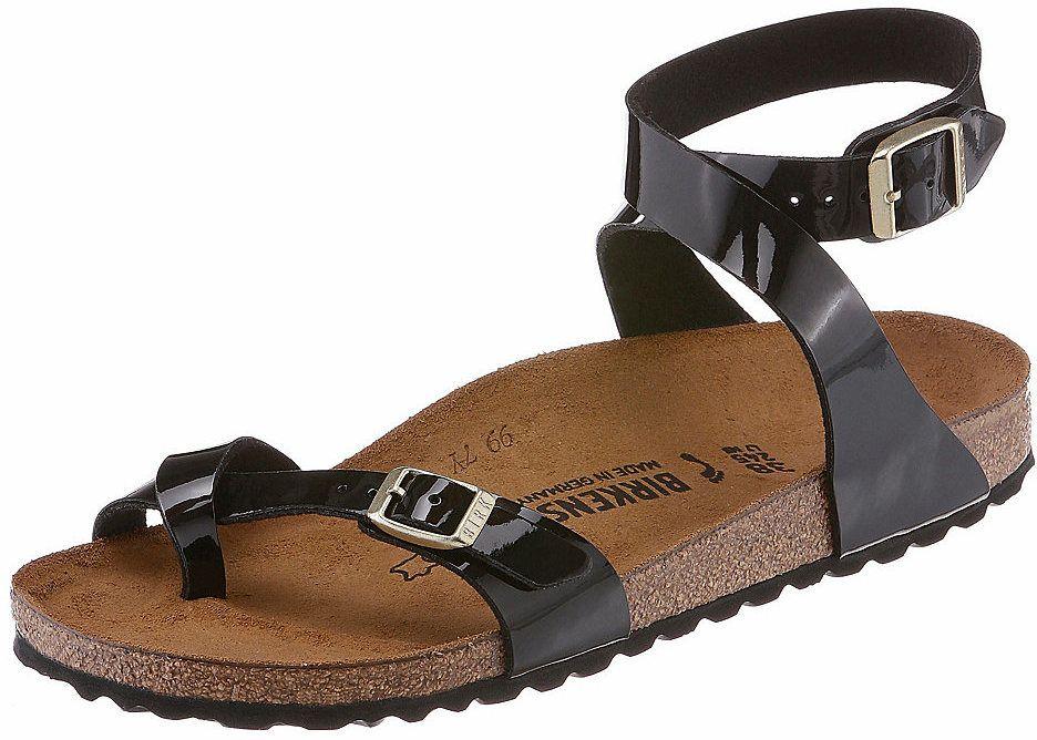 d3ede712e064 Birkenstock Rímske sandále »Yara« Birkenstock značky Birkenstock ...