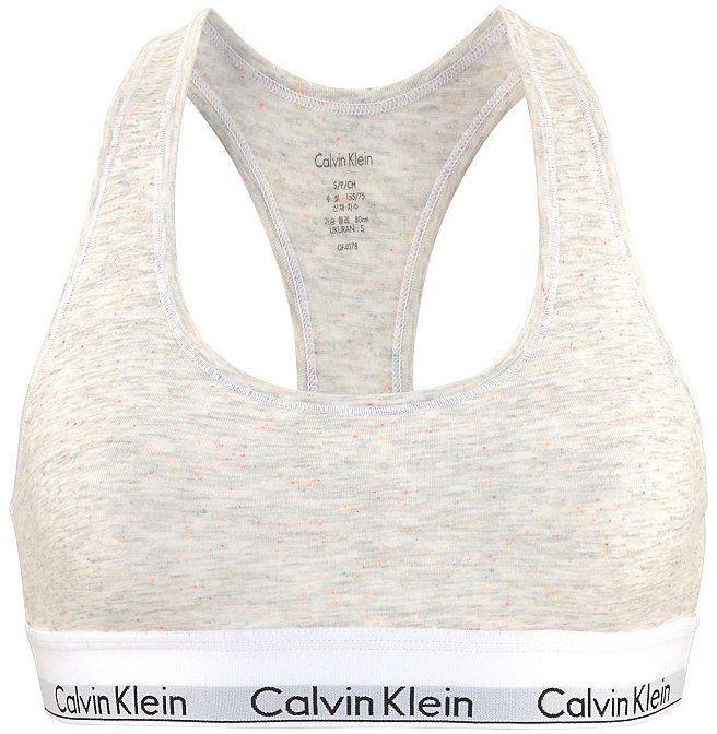 1afa677b28f Calvin Klein Podprsenkový top »modern cotton« Calvin Klein značky ...