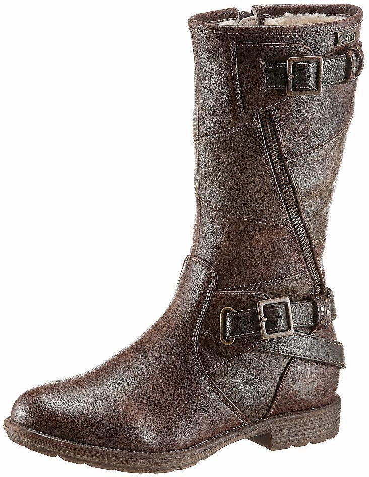 4c1ea8458c Mustang Shoes Zateplené čižmy Mustang Shoes hnedá - EURO veľkosti 38 značky  MUSTANG SHOES - Lovely.sk