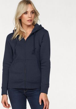 Fruit of the Loom Mikina s kapucňou »Lady-Fit Premium hooded Sweat Jacket« Fruit of the Loom
