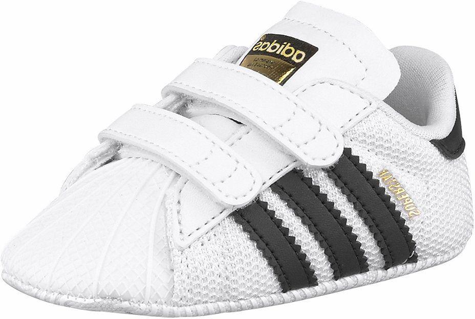 adidas Originals Tenisky »Superstar Crib« adidas Originals biela čierna -  EURO veľkosti 19 značky adidas Originals - Lovely.sk 99610e75b2