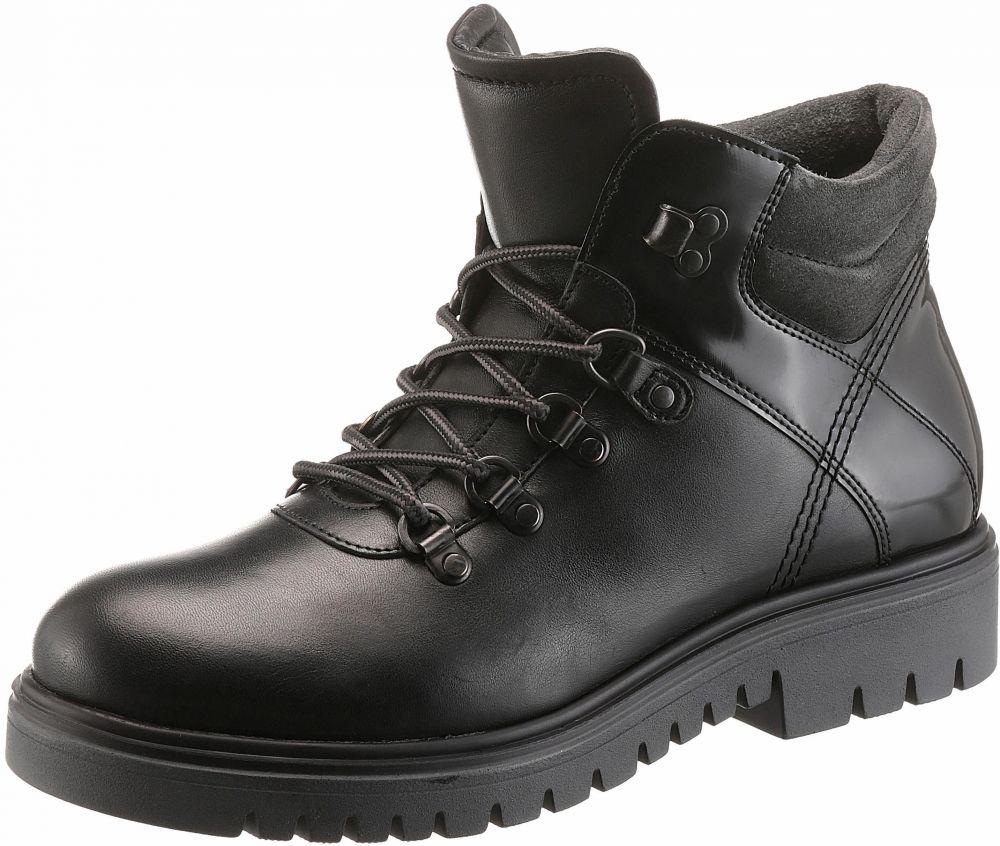 96a57ed1d4 Tamaris Šnurovacie členkové topánky Tamaris čierna-antracitová - EURO  veľkosti 41 značky Tamaris - Lovely.sk