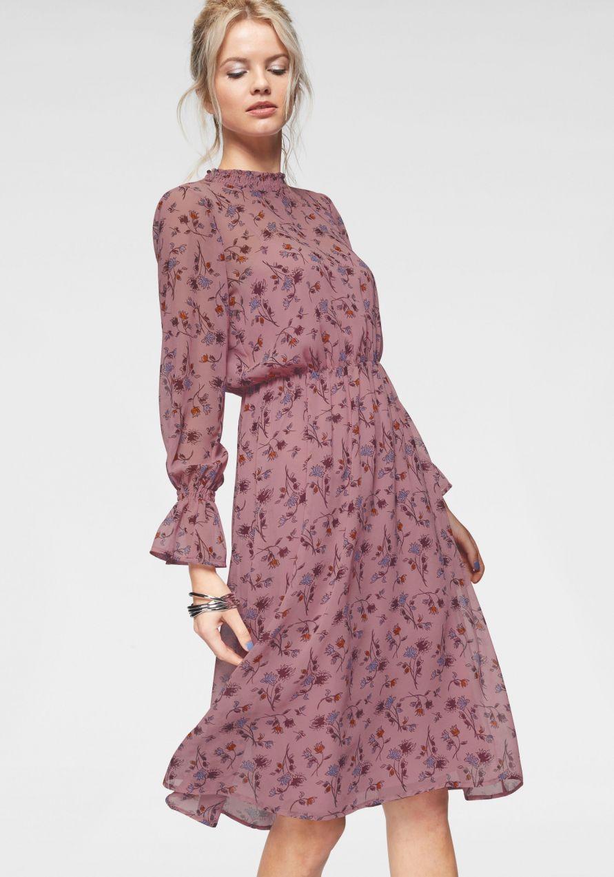 f96610ce24d8 Tom Tailor Denim Vzorované šaty Tom Tailor Denim značky TOM TAILOR ...