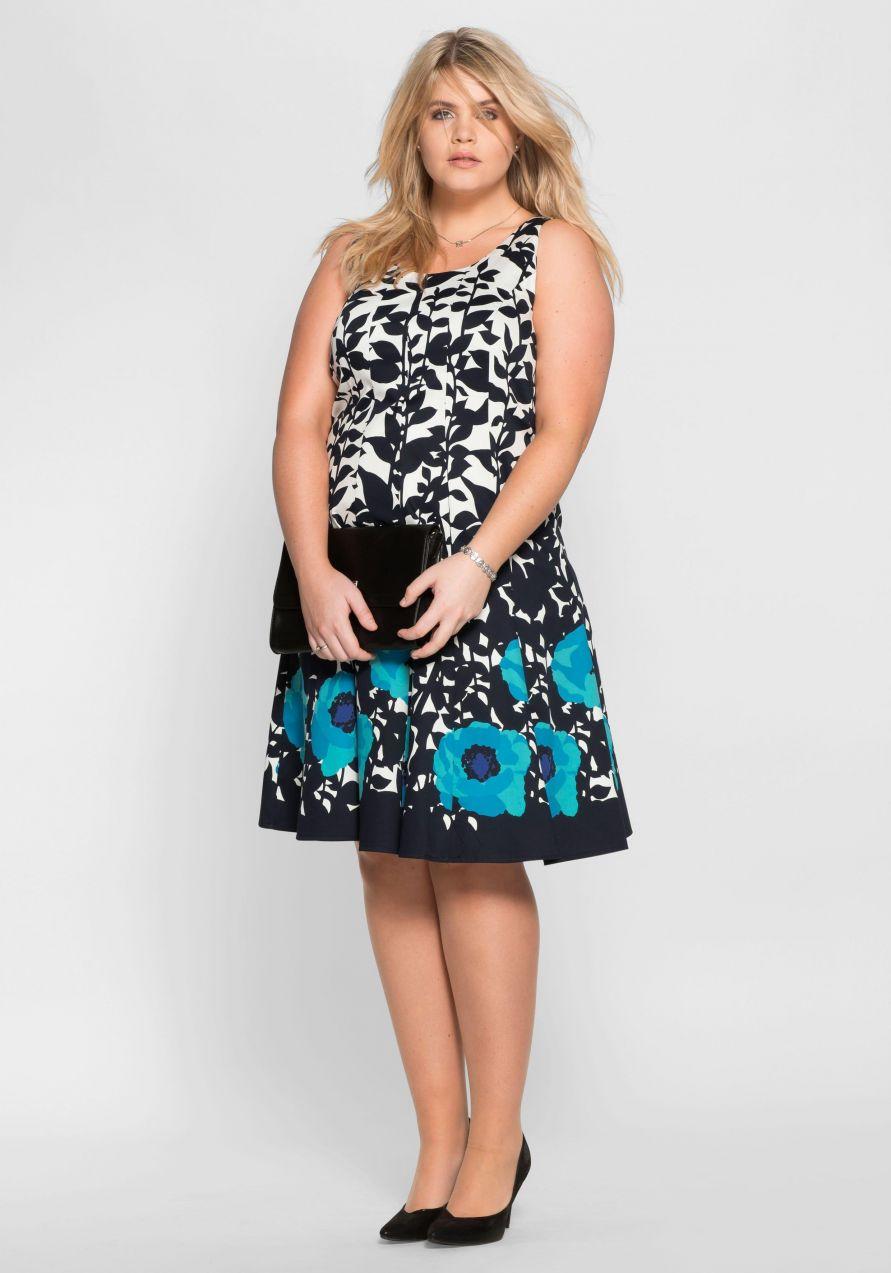 a8feb4f8668b sheego Style Koktailové šaty sheego Style značky SHEEGO STYLE ...