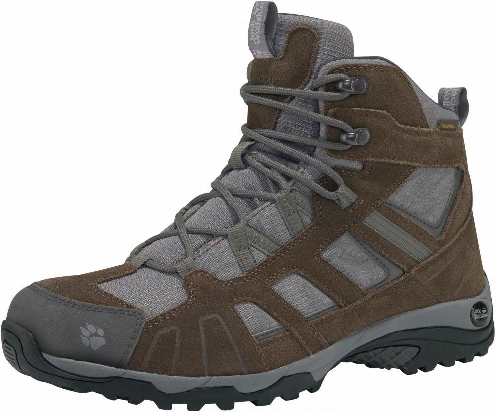 eec558b19 Jack Wolfskin Turistická obuv »Vojo Hike Mid Texapore« Jack Wolfskin ...