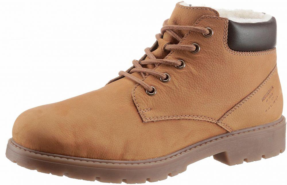 ffcf04c55006 Rieker Šnurovacie topánky vysoké s polstrovanými vložkami Rieker ...
