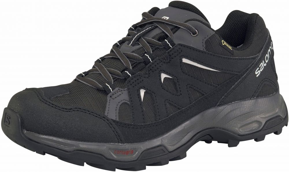 Salomon Terénna obuv »Effect Gore-Tex Wmns« Salomon čierna-antracitová -  EURO veľkosti 36 značky Salomon - Lovely.sk 41d2b6870ec