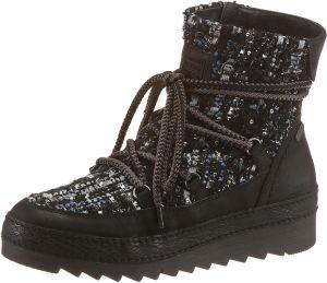 Členková obuv JANA - 8-26205-21 Black 001 značky Jana - Lovely.sk 7e61e74302