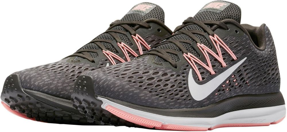Nike bežecké tenisky »Wmns Air Zoom Winflo 5« Nike antracitová-ružová -  EURO veľkosti 36 55fb322e6bc