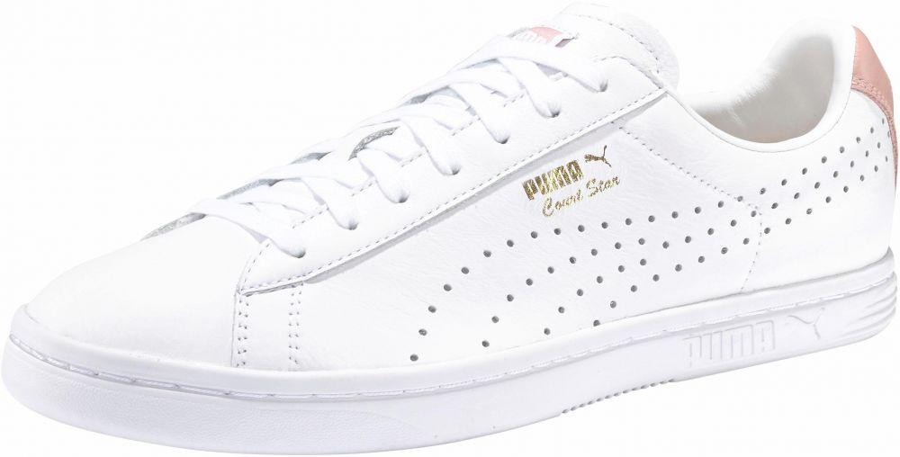 PUMA Tenisky »Court Star NM« PUMA biela-ružová - EURO veľkosti 42 značky  Puma - Lovely.sk 50ab00ee2a7