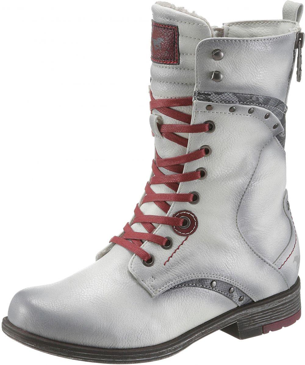 Mustang Shoes Zateplené čižmy Mustang Shoes značky MUSTANG SHOES ... 18b2e68aa43