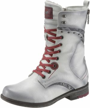 25eb894801435 Mustang Shoes Šnurovacia obuv vysoká Mustang Shoes značky MUSTANG ...