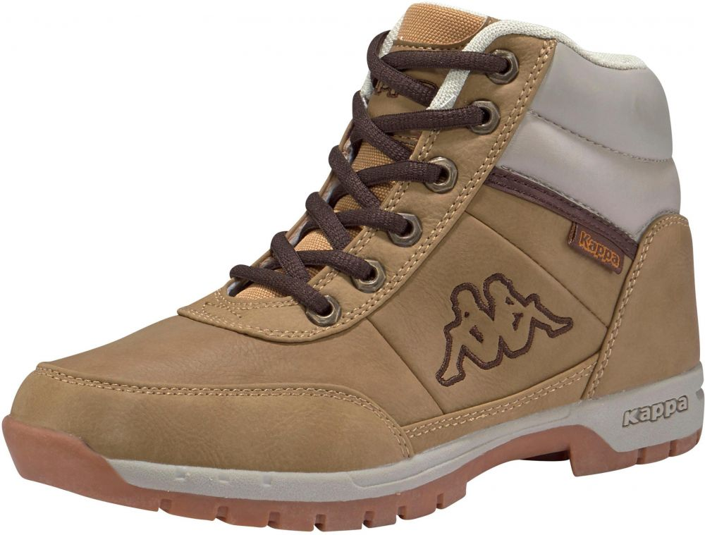 Kappa Šnurovacie zimné topánky vysoké »BRIGHT MID T« Kappa značky ... e35d06ce26a