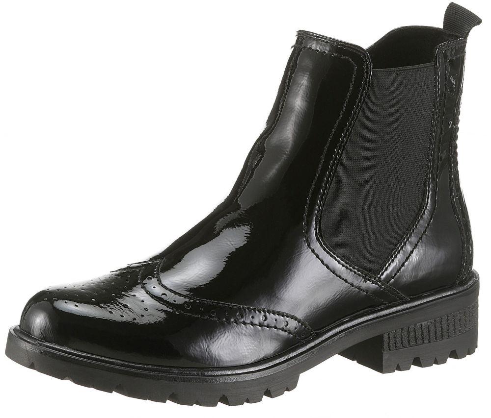 5418828bb1ee Tamaris Chelsea obuv »Zeya« Tamaris značky Tamaris - Lovely.sk