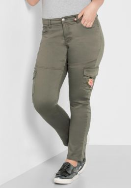 sheego Casual Cargo nohavice sheego Casual