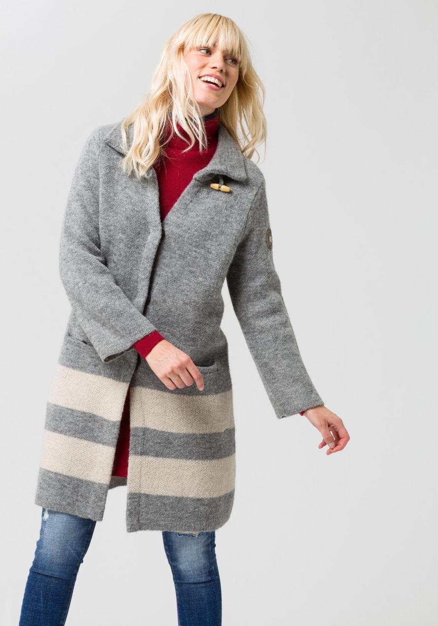 a5cd892d234e khujo Pletený sveter »Lindsay« Khujo značky KHUJO - Lovely.sk