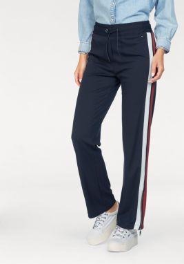 TOMMY JEANS Nohavice s ozdobným pruhom na bočnom šve Tommy jeans 1fd26f37d8