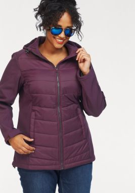 Sheego Softshell bunda sheego