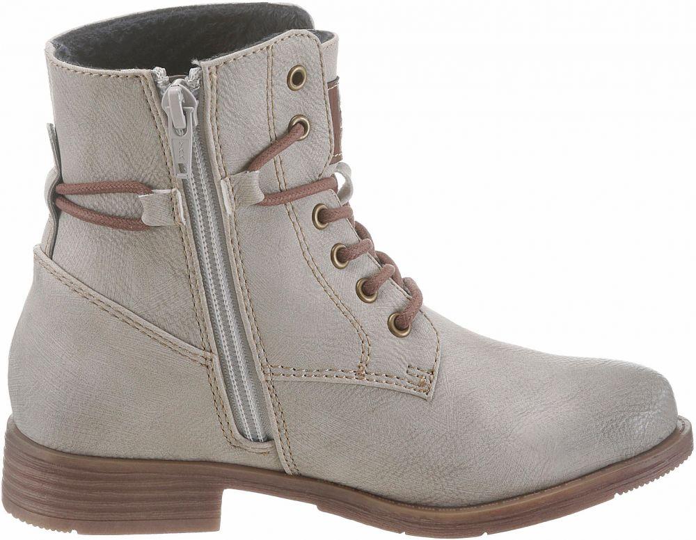 30e994373f7ff Tom Tailor Šnurovacie zimné topánky vysoké Tom Tailor značky Tom ...