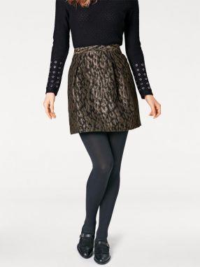caedb934a4ad heine CASUAL Vzorovaná sukňa z prepracovanej žakárovej tkaniny heine ...