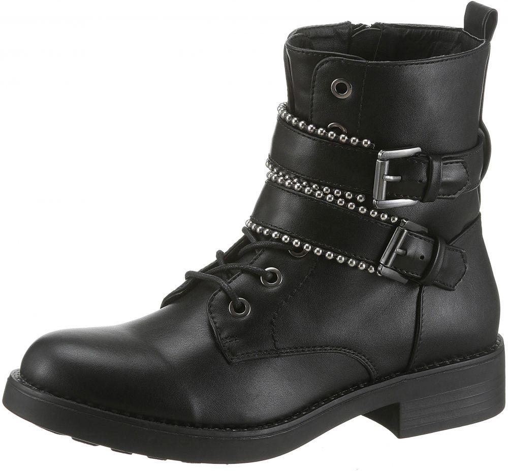 a6e1e93f40 HaILY S Šnurovacie topánky vysoké Haily s značky Haily´s - Lovely.sk