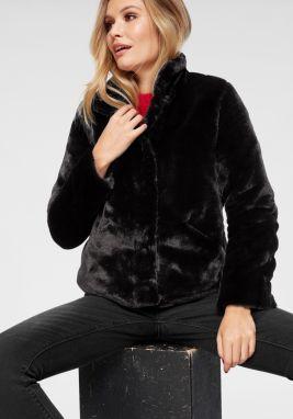 fd65323f2 Bundy a kabáty z umelej kožušiny Only - Lovely.sk