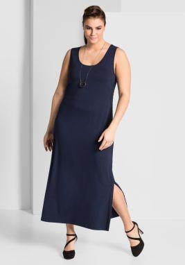 bf5ec3fcbef2 Šaty sheego Style námornícka modrá biela 40 značky SHEEGO STYLE ...