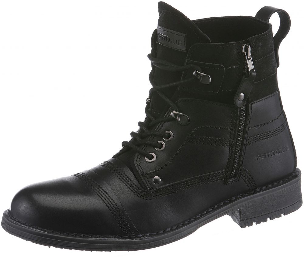 dfaa515d2b PETROLIO Šnurovacie členkové topánky Petrolio značky Petrolio ...