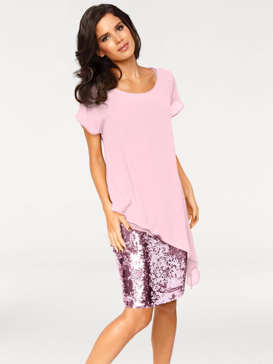 heine TIMELESS Koktejlové šaty s flitrami heine značky HEINE - Lovely.sk f6dfc136337