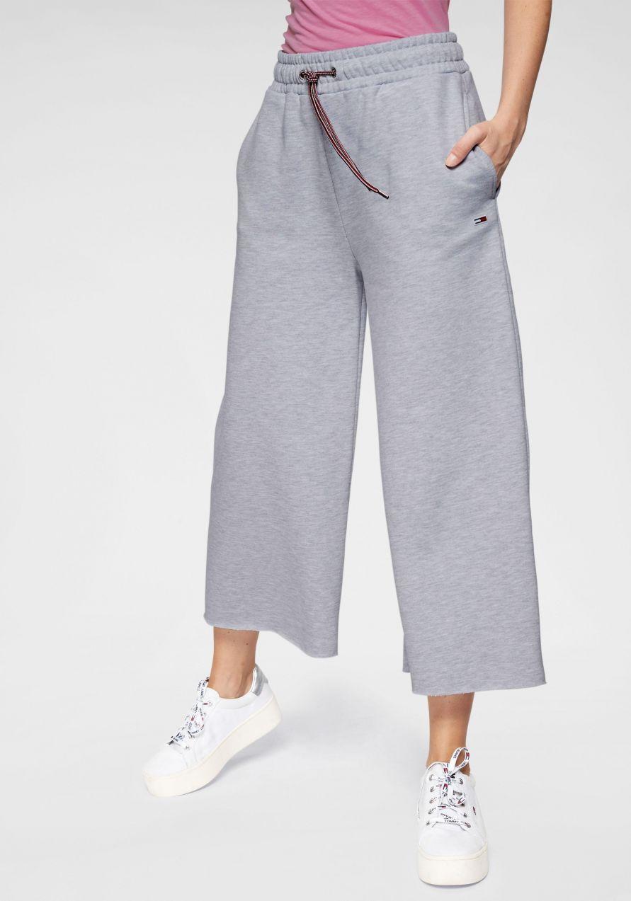 TOMMY JEANS Bavlnené nohavice Tommy jeans značky Tommy Jeans - Lovely.sk 2e0c1ae40e